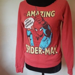Spiderman Sweatshirt